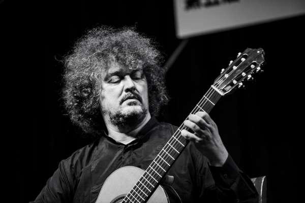 Zoran Dukic in Changsha Guitar Festival